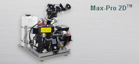 Max-Pro 2D - ULV Cold Fog Equipment